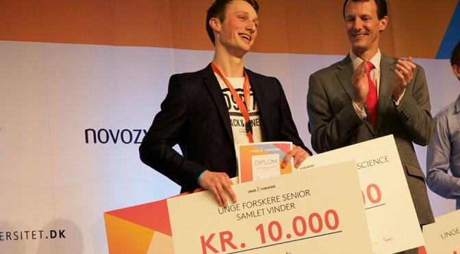 Unge Forskere: Der er håb for Danmarks fremtid