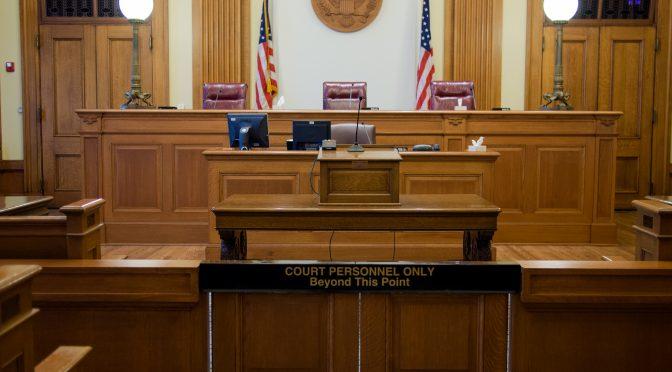 Dommer satte spørgsmålstegn ved klimaforandringerne