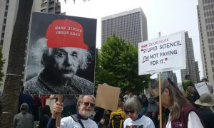 Make science great again