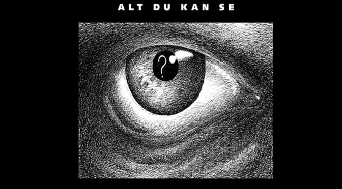 """Boganmeldelse: """"Alt du kan se"""" af Jakob Albrethsen"""