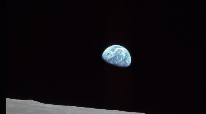 Da Jorden stod op