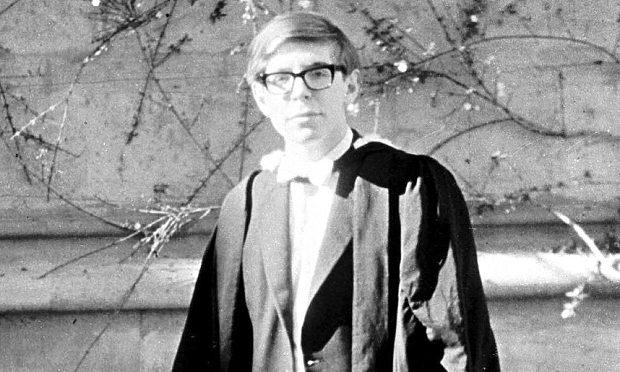 Stephen Hawking i København
