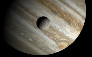 Jupiter-Europa