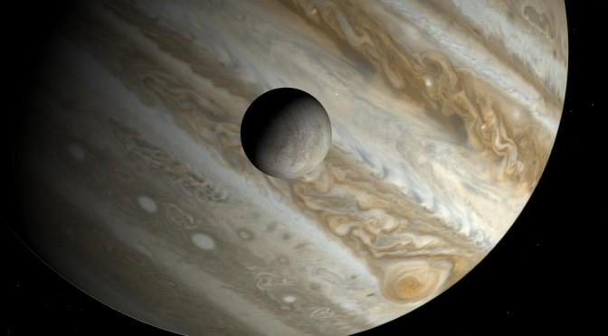 Oceaner i det ydre Solsystem