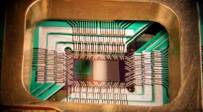 Hvorfor kvantecomputere?