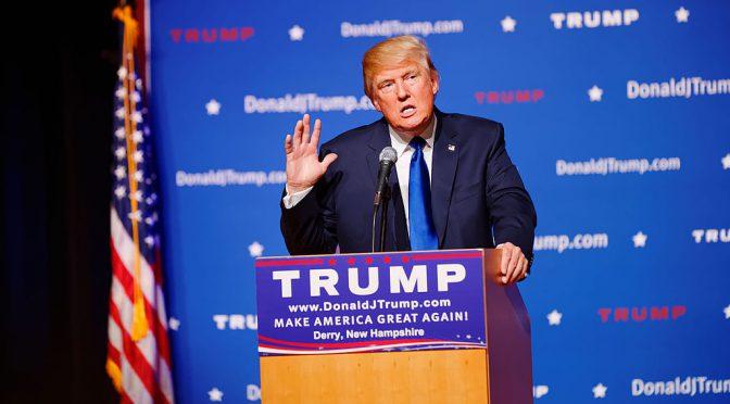 Fantastisk analyse afslører Donald Trumps egne tweets