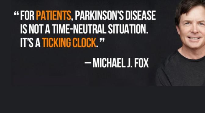 Parkinson: Livet på kanten, mellem forskning og forfald