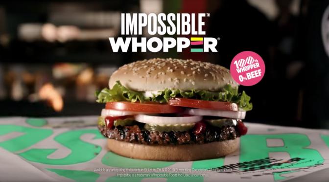 Kan En helligfrans spise en burger?