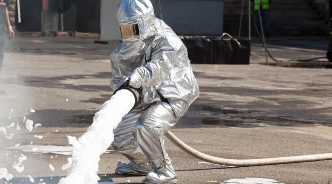 Perfluorerede fedtstoffer – spændende  kemi, uheldig biologi