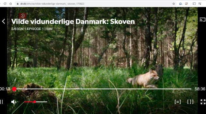 Vilde Vidunderlige Danmark