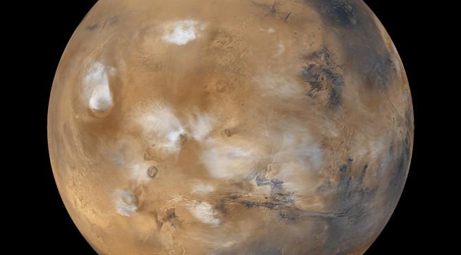 Metan på Mars