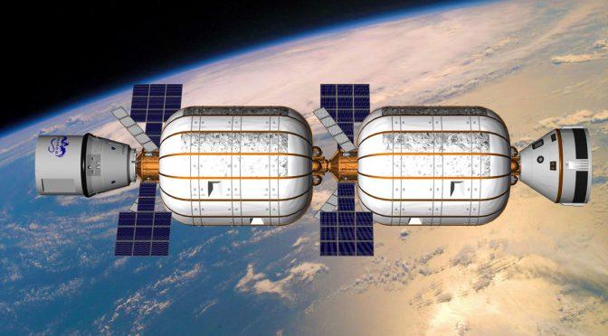 Hvordan private virksomheder baner vejen til en base på månen