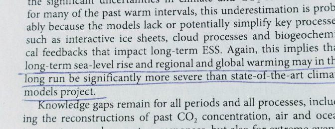 Klimamodeller undervurderer global opvarmning