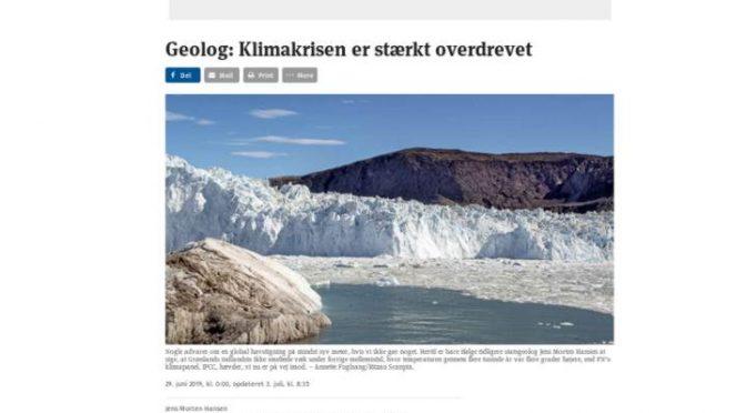 Klimarealist kopierer velkendt klimabenægtelse